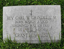 Rev Carl W Grindel, C.M.
