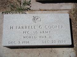 H. Farrell G. Cooper