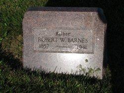 Robert William Barnes, Sr