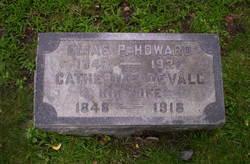 Catherine <I>Devall</I> Howard