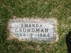 Amanda <I>Hempel</I> Grundman