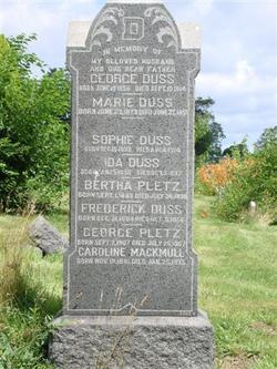 Marie Duss