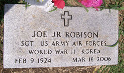 Joe Robison, Jr