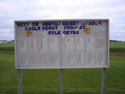 Hector Cemetery