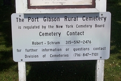 Port Gibson Rural Cemetery