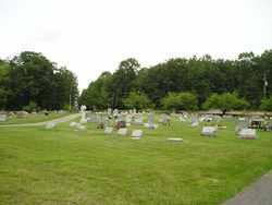 Saint Bertha Cemetery