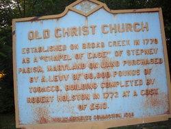 Old Christ Church Cemetery