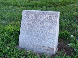 """Charles Joseph """"Joe"""" Ashton"""