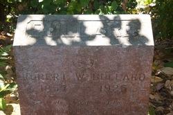 Robert W. Bullard