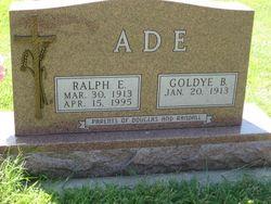Ralph E Ade