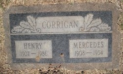 Henry Mathias Corrigan