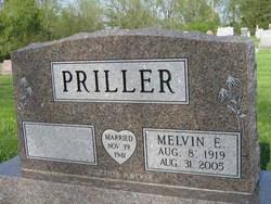 Melvin Ed Priller