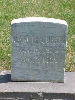 Olive Marcia <I>Huntington</I> Currey