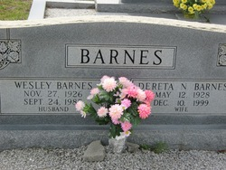 Wesley Barnes