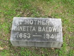 Annetta <I>Murphy</I> Baldwin