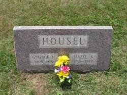 Hazel Alberta <I>Roudabush</I> Housel