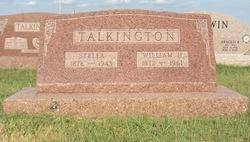 Stella <I>Taylor</I> Talkington
