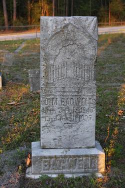 Daniel Miller Bagwell