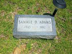 Sammie Dean Adams