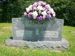 Betty Sue <I>Holloway</I> Adams