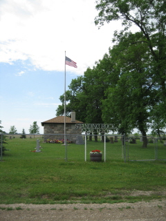 Standing Rock Cemetery