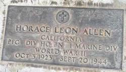 Horace Leon Allen