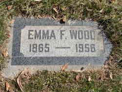 Emma Florence <I>Paynter</I> Wood