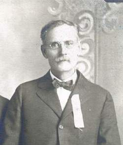 Rev Jesse James Ward 1858 1938 Find A Grave Memorial