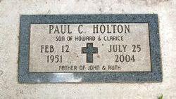Paul Carey Holton