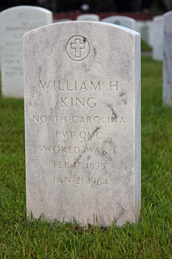 Pvt William Hardie King