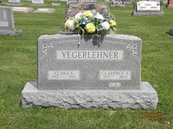 Clarence Earl Yegerlehner