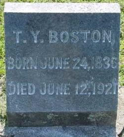 Thomas Yuell Boston