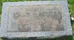 Maude B. Acuff