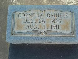 Susan Cornelia <I>Snider</I> Daniels