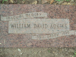 William David Adkins