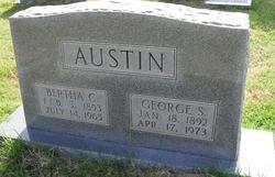 Bertha C. <I>Vaughan</I> Austin