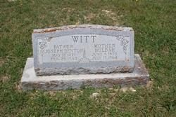 Joseph Denton Witt