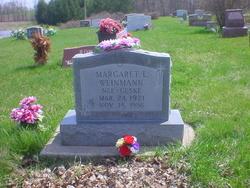 Margaret L. <I>Geske</I> Weinmann