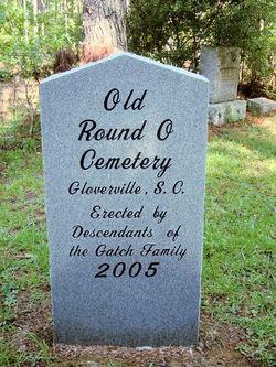 Round O Cemetery