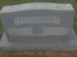 Ellena <I>Peacher</I> Fletcher
