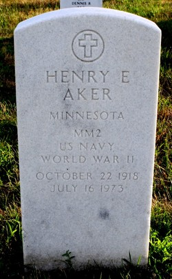 Henry Eliason Aker