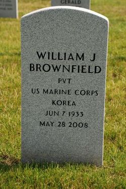 William Joseph Brownfield