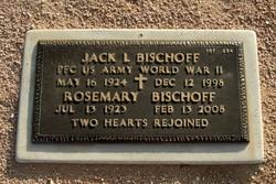Jack L Bischoff