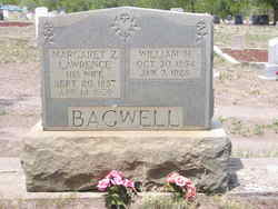 Margaret Zilley <I>Lawrence</I> Bagwell