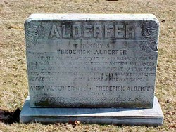 Frederick Alderfer