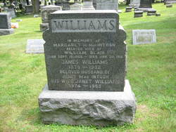 Janet <I>MacIntosh</I> Williams