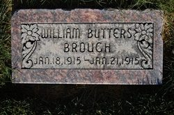 William Butters Brough