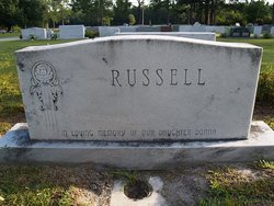 Iris Christine <I>Sloan</I> Russell