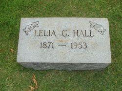 Lelia <I>Grubbs</I> Hall