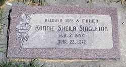 Konnie Shelia Singleton